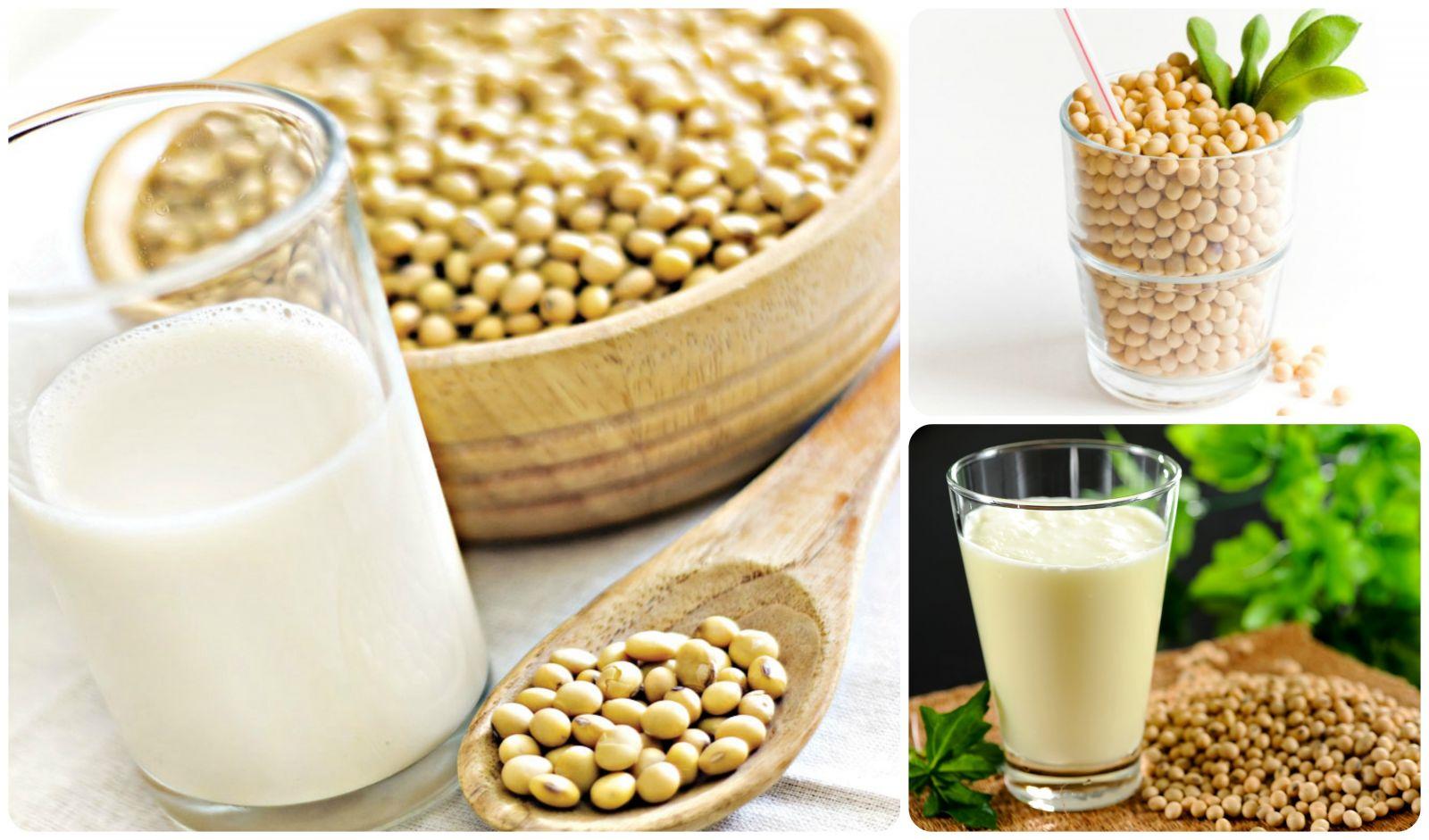 ảnh minh họa sữa đậu nành